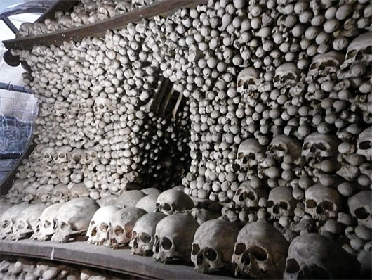 The Ossuary (Bone Church)